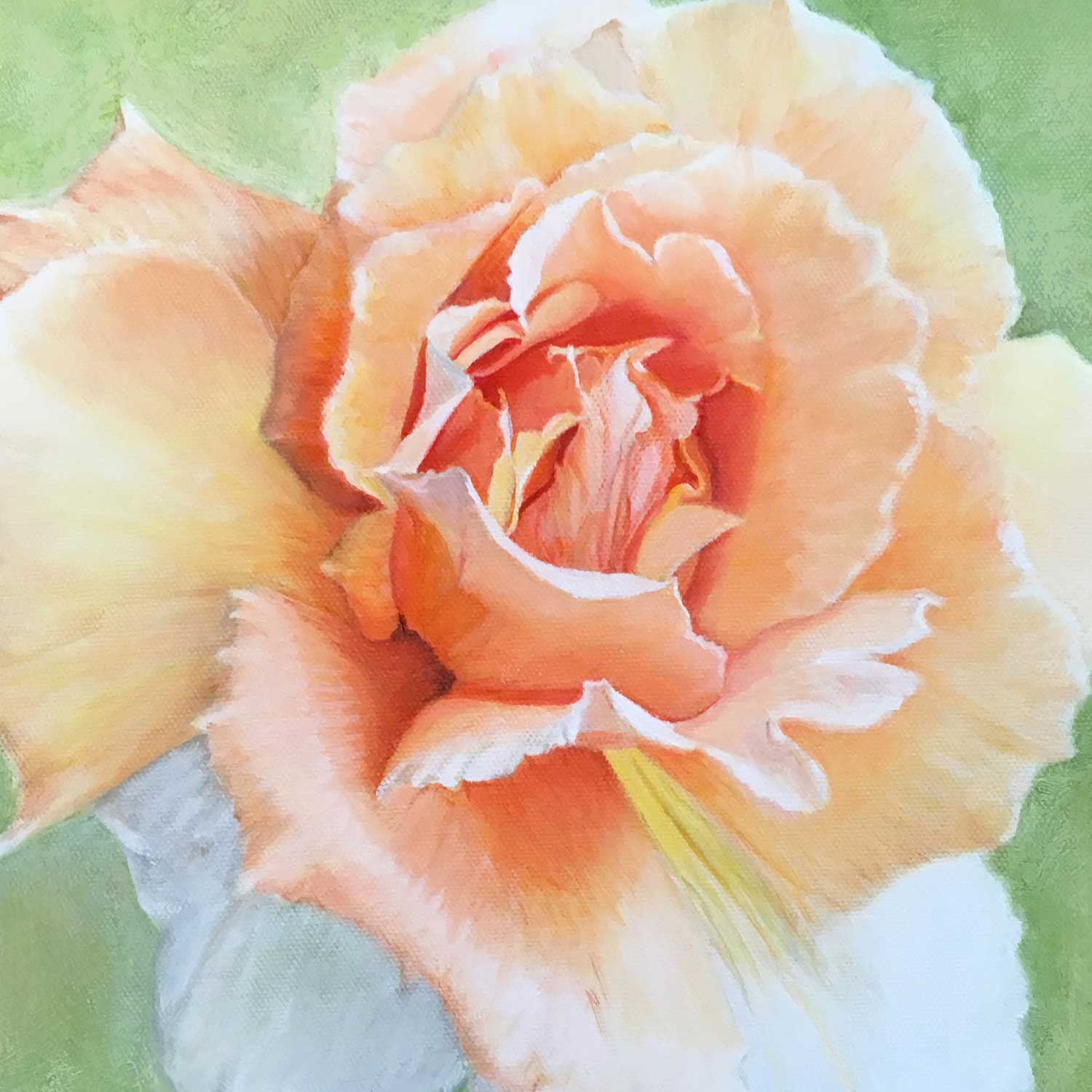 floral paintings sharon bignell