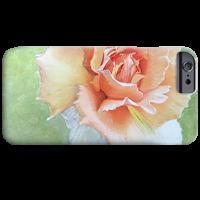 Floral iphone case by Sharon Bignell Fine Art