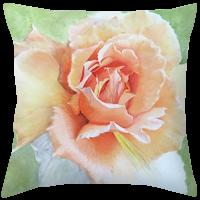 Custom floral throw pillows Sharon Bignell Fine Art